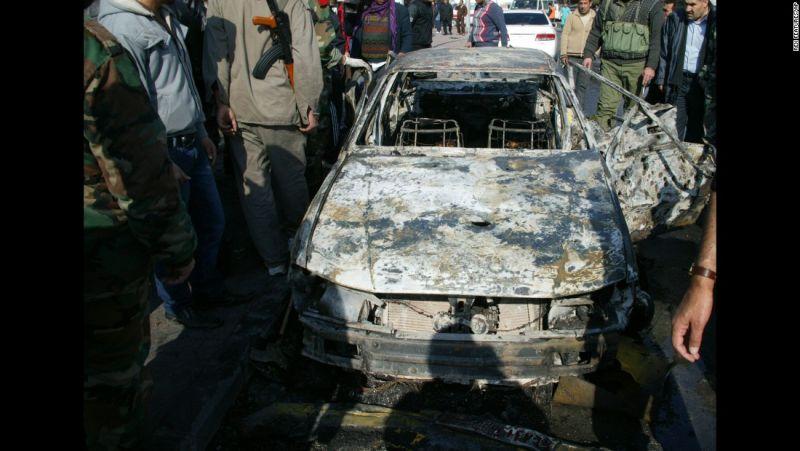 Гражданская война в Сирии: фотоподборка CNN