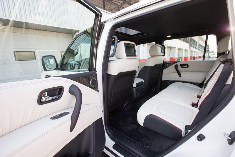 Арабские шейхи первыми оценили новый Nissan Patrol Nismo