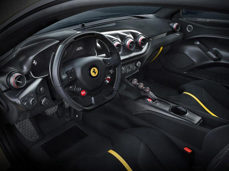 Ferrari F12tdf: легче, мощнее, быстрее