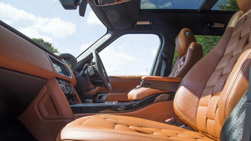 Range Rover RS-650 уже в продаже