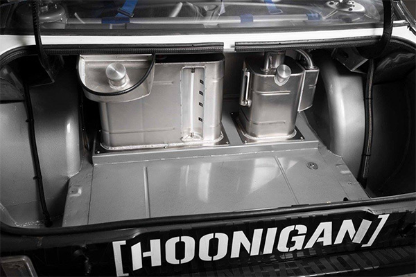 Кен Блок получил доработанный Ford Escort Mk2 RS 1978 года