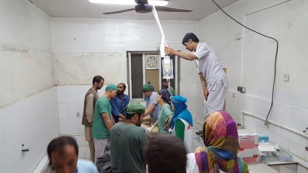 «Врачи без границ»: обвинения в использовании уничтоженной клиники террористами отвратительны