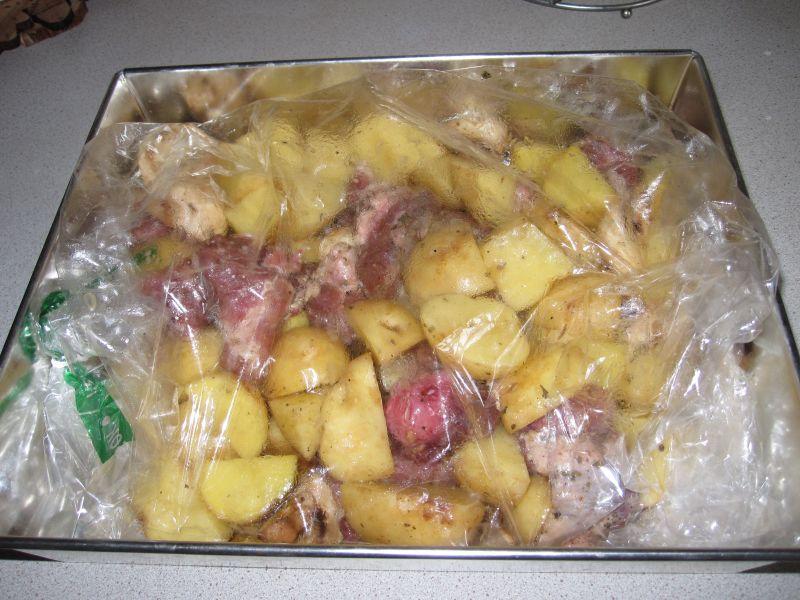 мясо духовке пошаговые рецепты фото