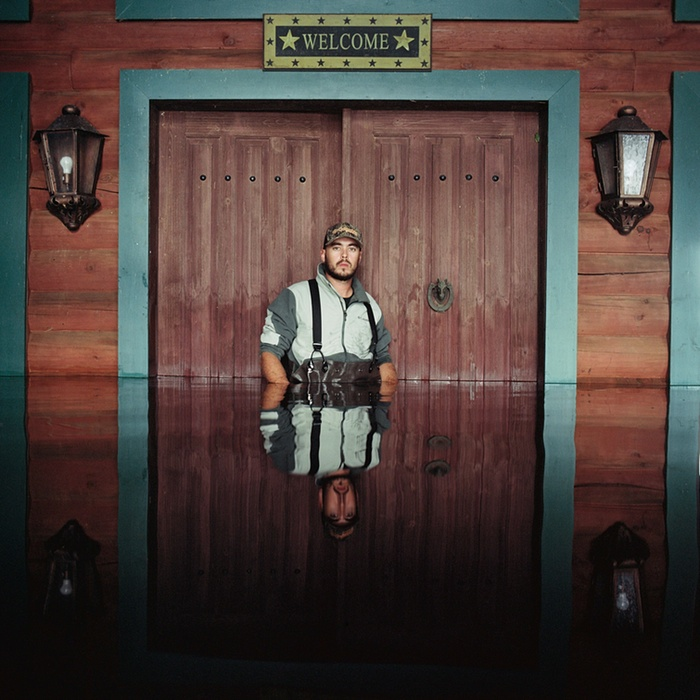 Много воды: галерея наводнений фотографа Гидеона Менделя