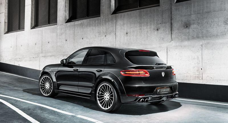 Дизельный Porsche Macan S