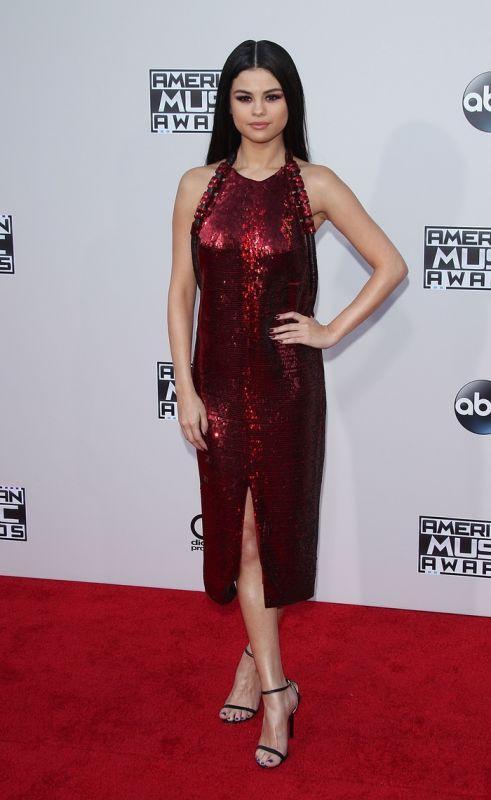 Фотогалерея с вручения American Music Awards 2015
