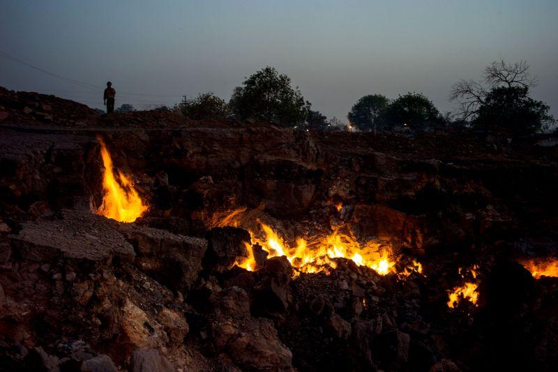 Джария: страна угля и огня