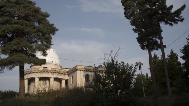 Секретная советская обсерватория до сих пор работает в Грузии