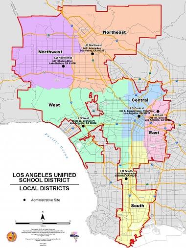 В Лос-Анджелесе из-за угрозы теракта закрыли школы