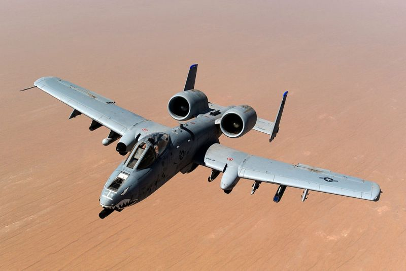 ВВС США начали вывод истребителей F-15 из Турции