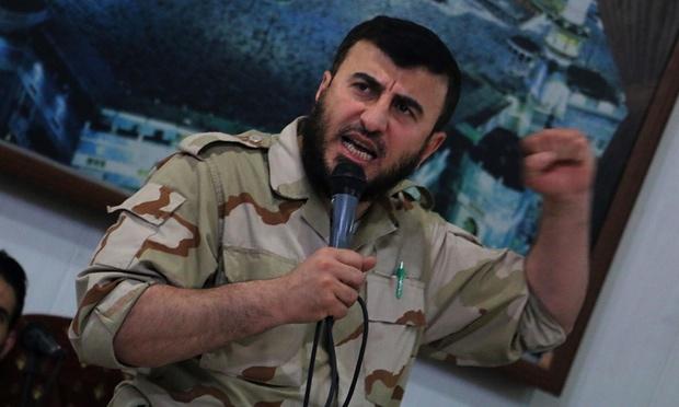 В Сирии погиб лидер группировки Джейш аль-Ислам