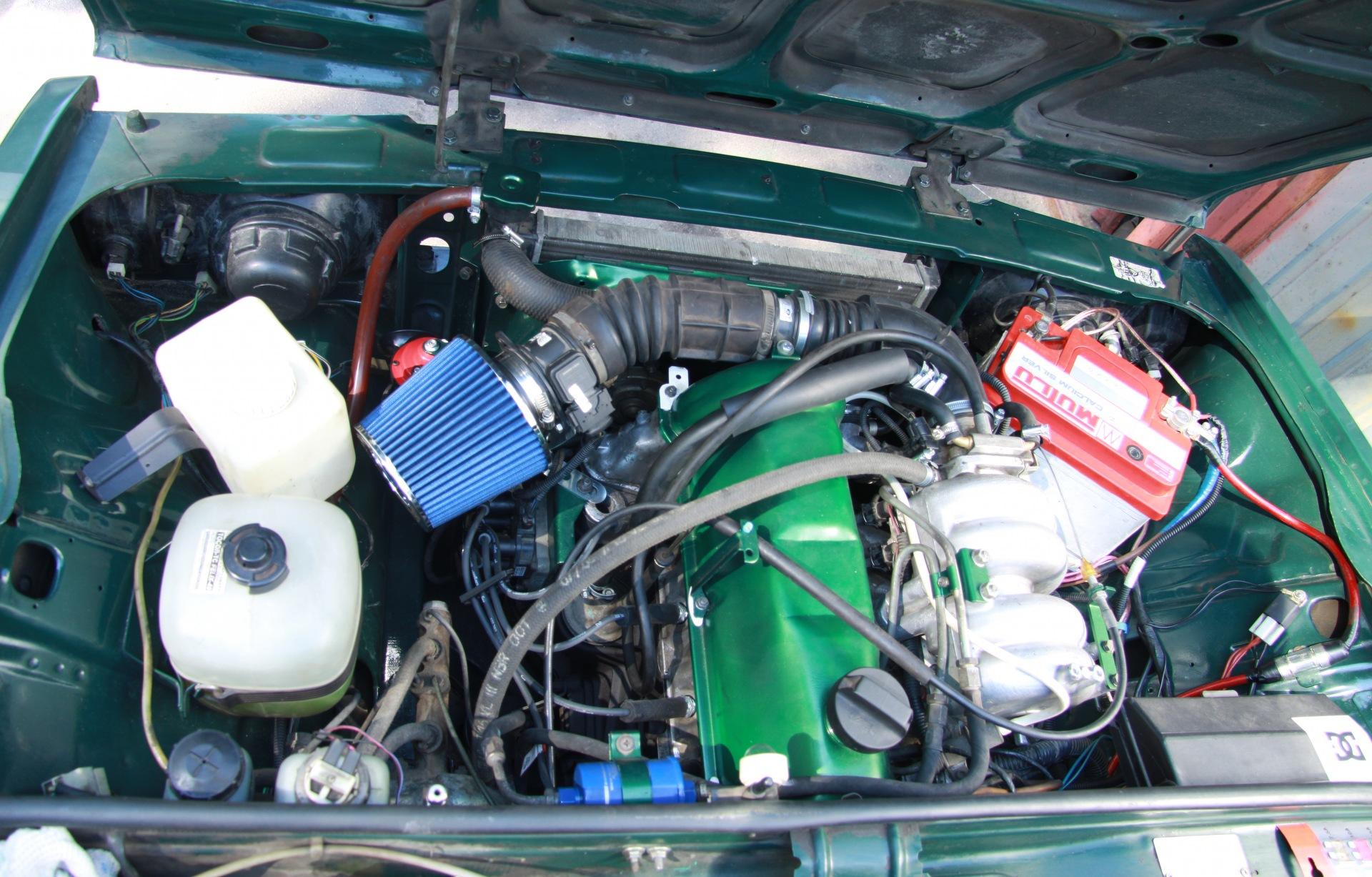 Ваз 2107 тюнинг двигателя своими руками инжектор