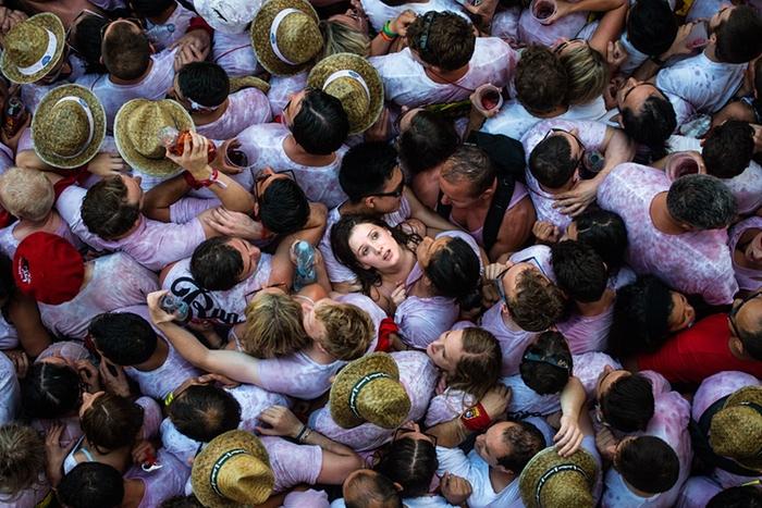 The Guardian определил 20 лучших фотографий уходящего года