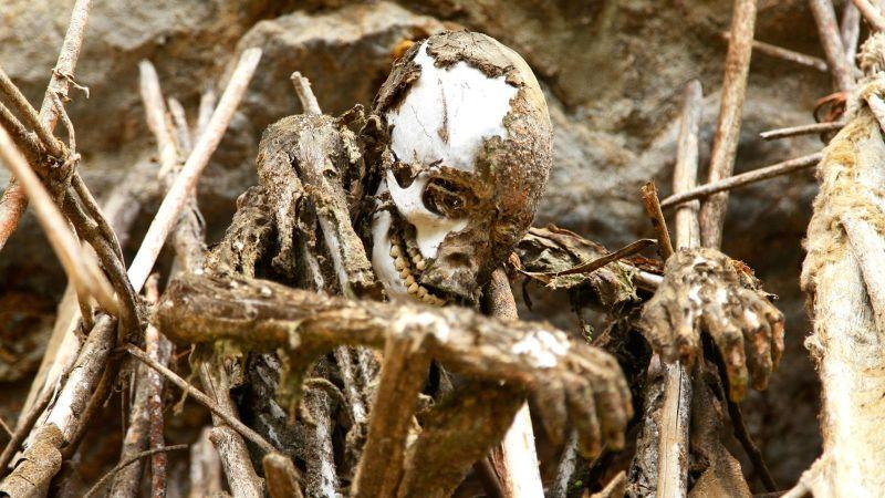 Кто защищает племя ангу: фотографии защитников не для слабонервных