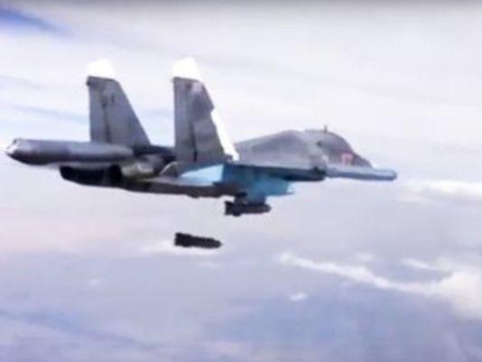 ВВС России уничтожили нескольких лидеров ИГИЛ