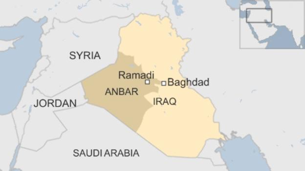 Правительственные войска Ирака освободили значительную часть Эр-Рамади