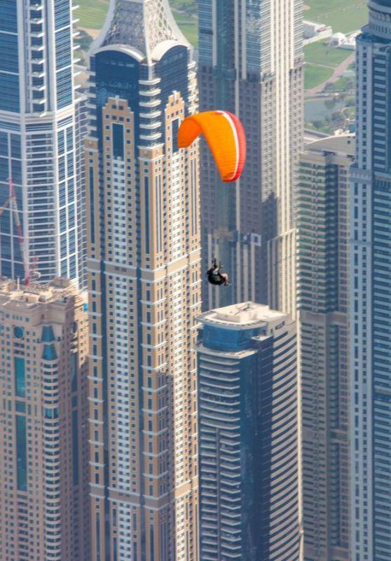 В Дубае начались Всемирные воздушные игры 2015