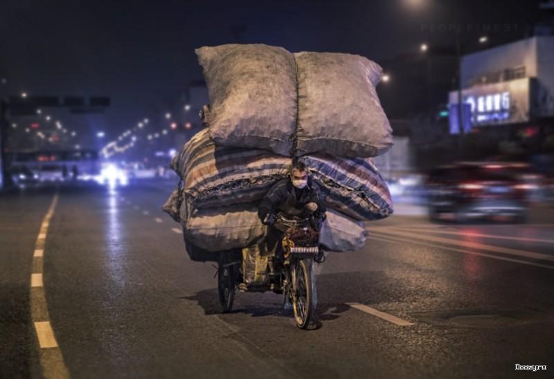 Перегруженные транспортные средства