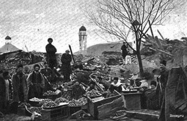 Самые страшные землетрясения в истории человечества