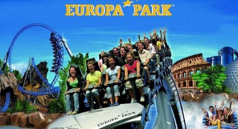 Самые посещаемые парки мира