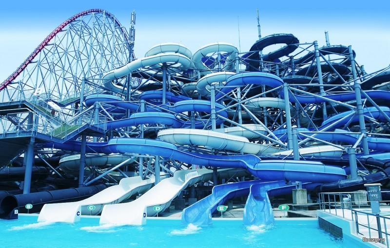 Фото самого крутого аквапарка