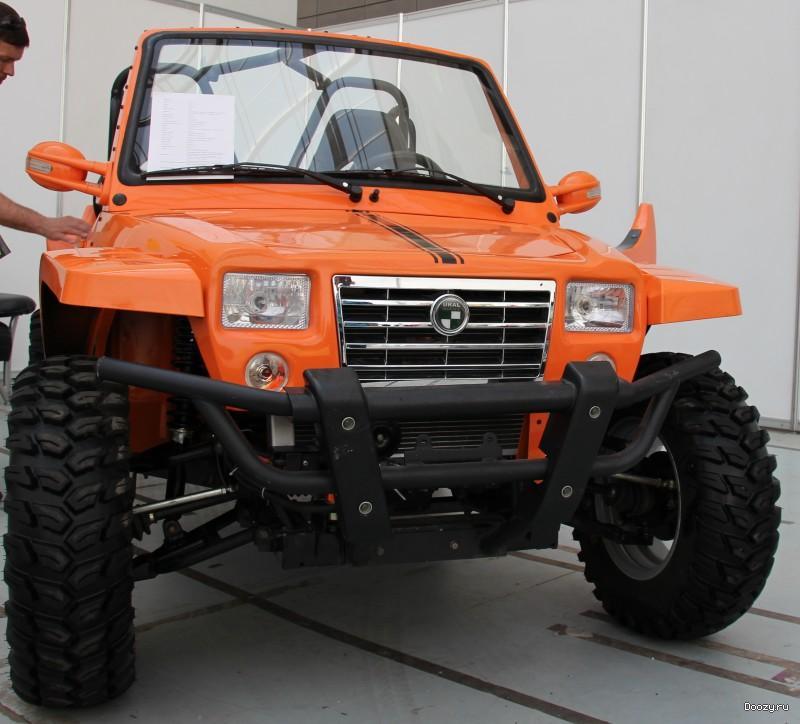 МоторЭкспоШоу 2015 легковые автомобили