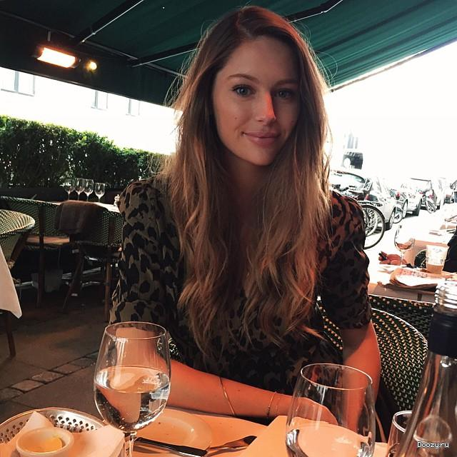 Mathilde Gohler - датская модель, звезда Инстаграма