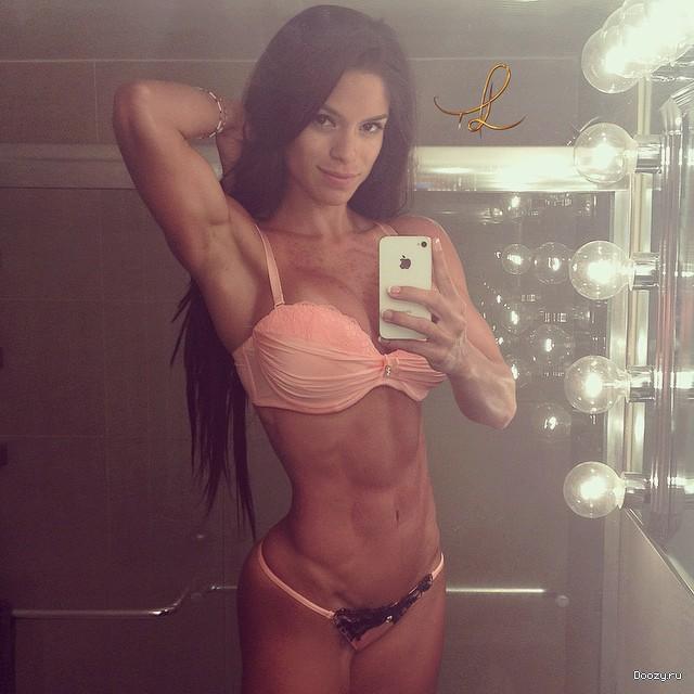 Michelle Lewin (Мишель Левин) - фитнес модель