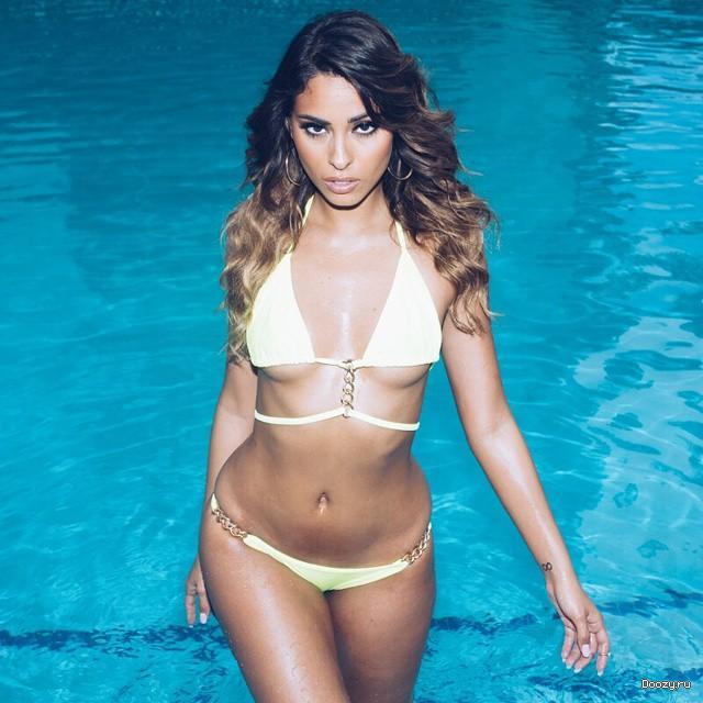 Kiara Gomez (Киара Гомес) - модель из Нью-Йорка