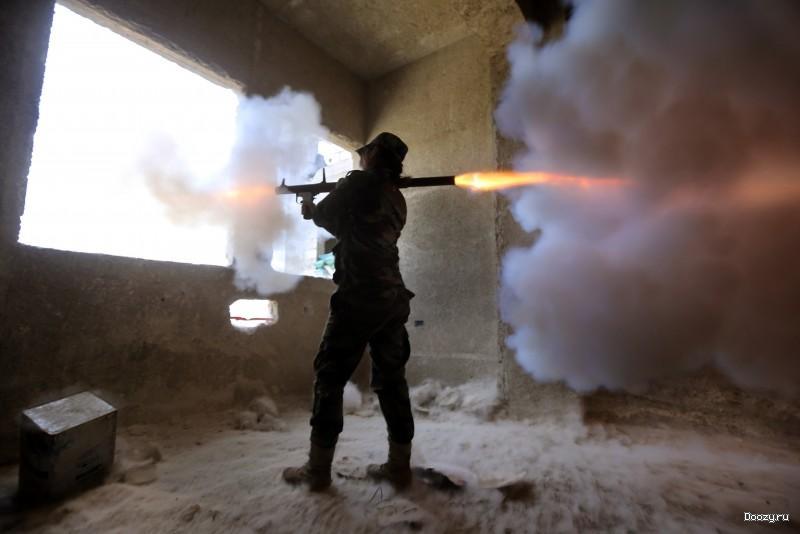 Женщины в Сирийской армии