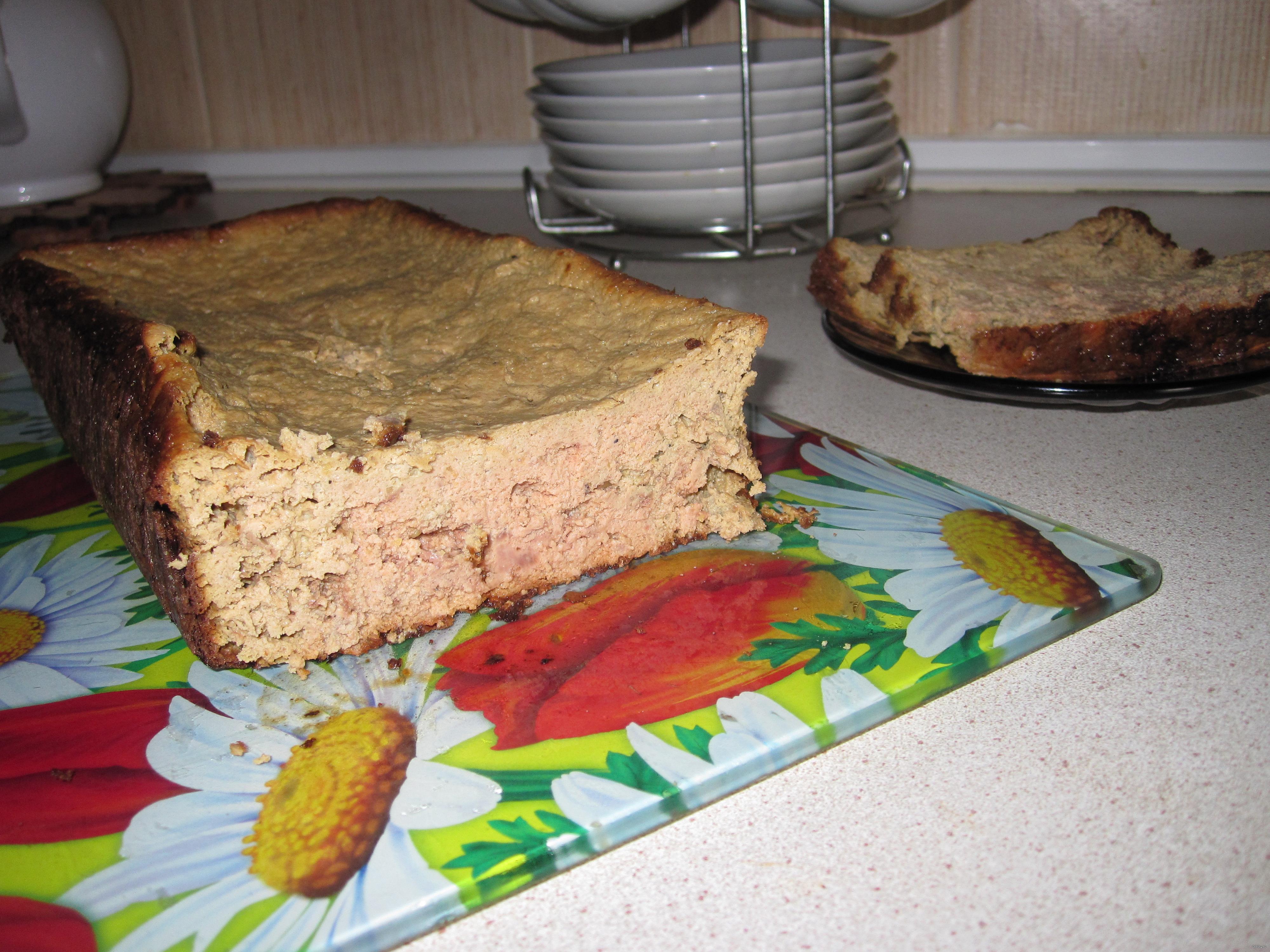 Паштет из свиной печени в домашних условиях: рецепты с фото 9