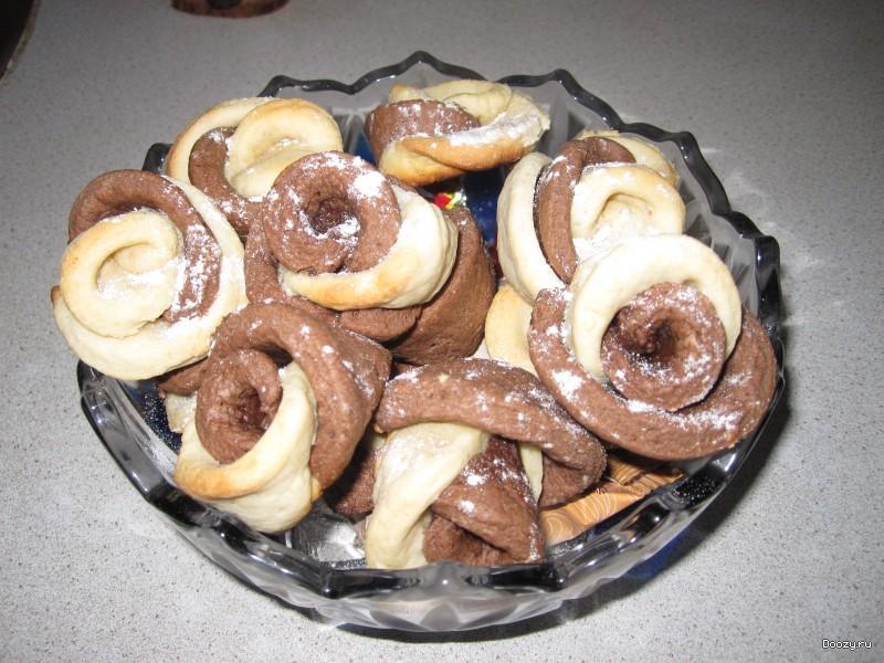 Печенье на скорую руку рецепт