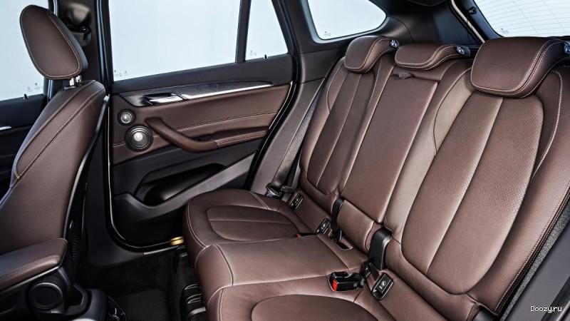 Второе поколение самого маленького кроссовера BMW