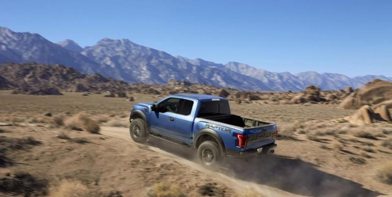 Ford F-150 Raptor стал еще быстрее