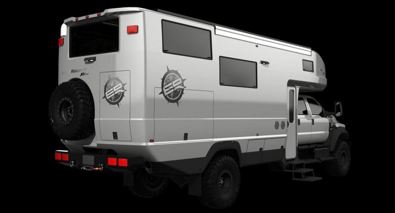 Внедорожный дом на колесах EarthRoamer XV-HD