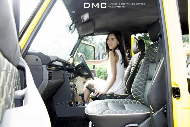 Великолепная пятерка DMC G88