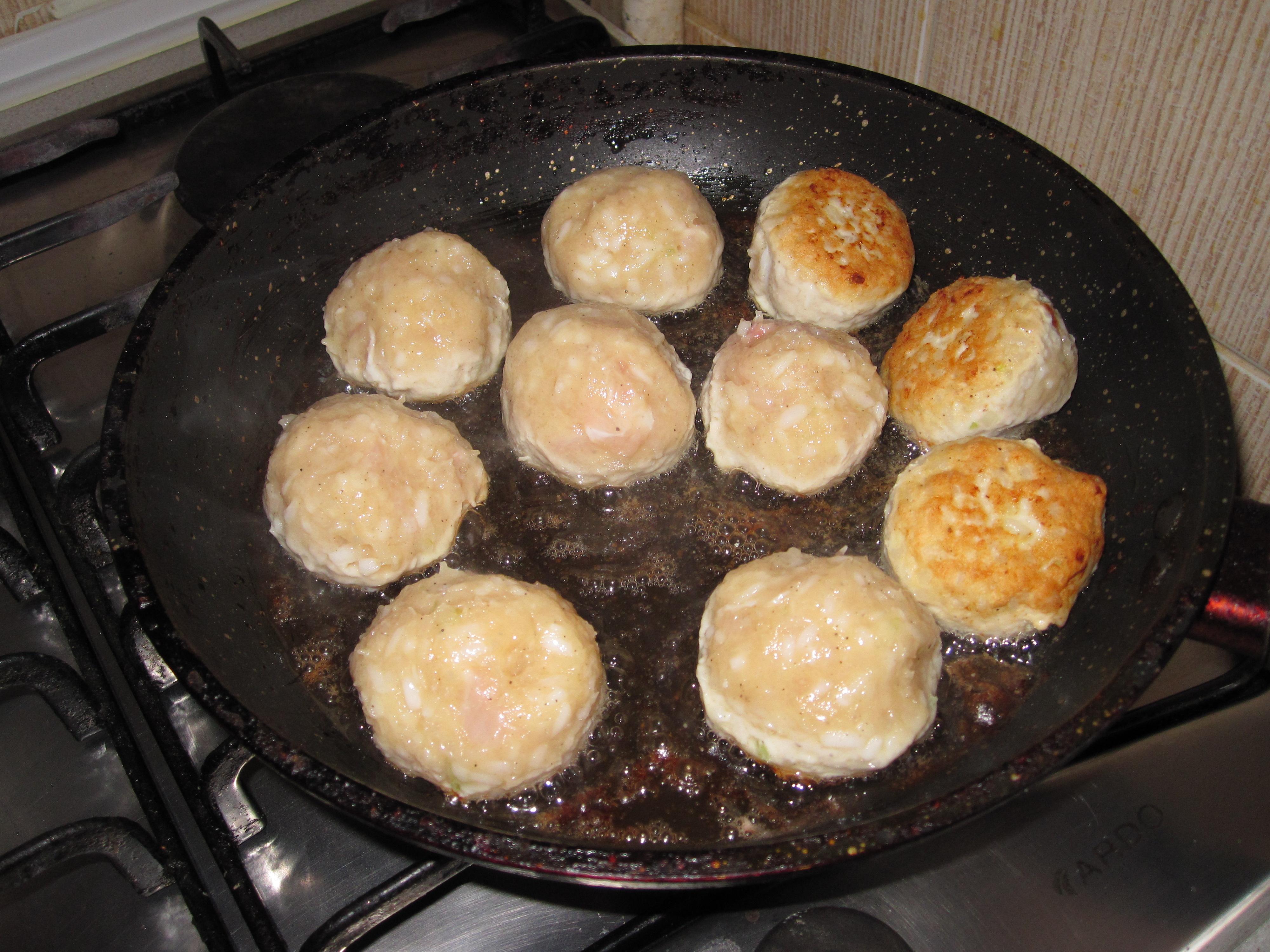Тефтели в духовке пошаговый рецепт