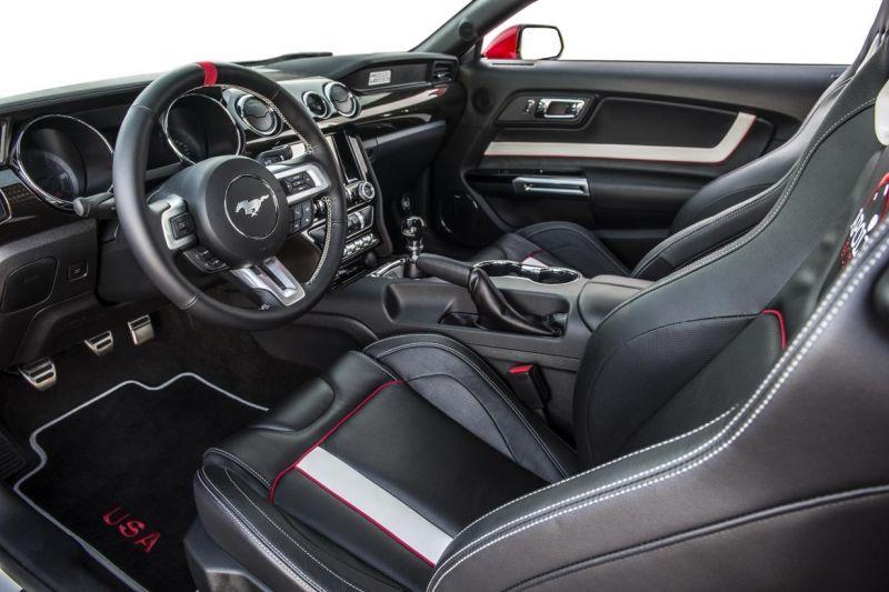 Единственный и неповторимый Ford Mustang Apollo Edition