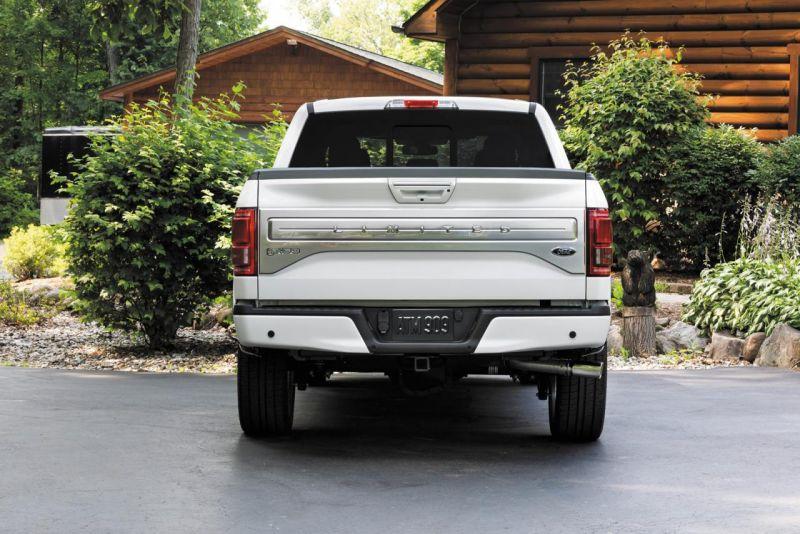 Ford F-150 Limited: «полный фарш»
