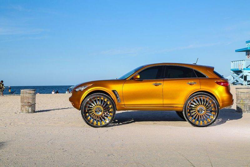 Вы все еще мечтаете о роскошном авто с большими колесами?