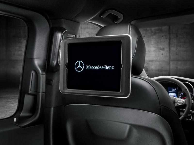 В AMG разработали тюнинг-пакет для Mercedes-Benz V-Class