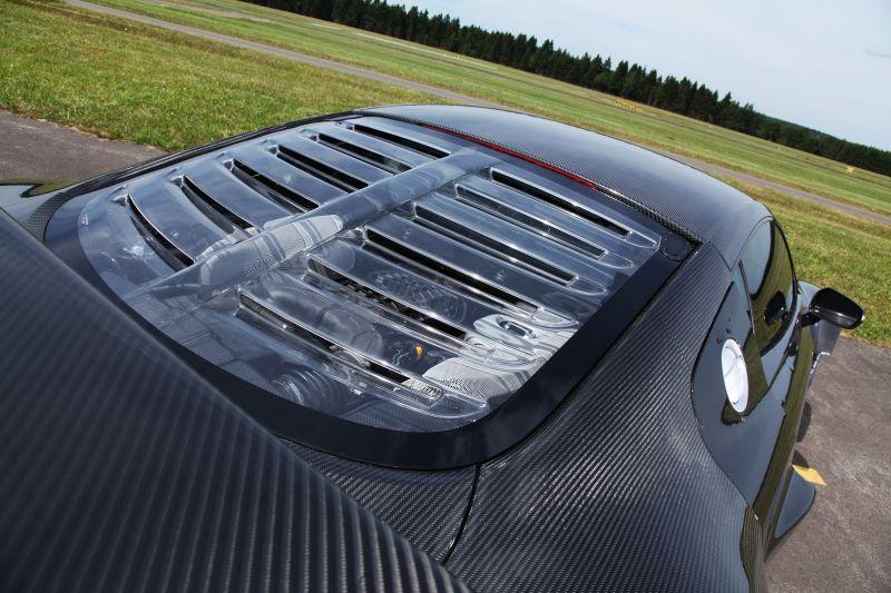 Нестандартный тюнинг Audi R8 V10 Plus
