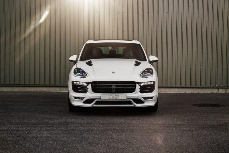 700-сильный Porsche Cayenne Turbo от TechArt