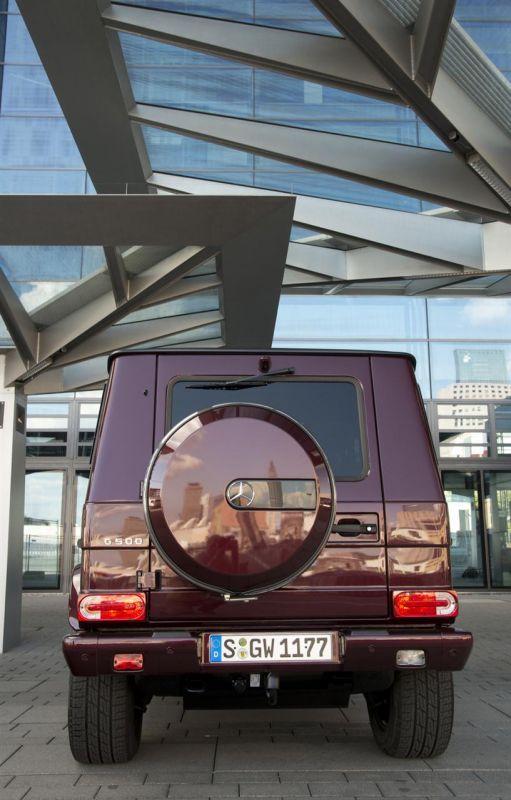 Mercedes-Benz G-Class стал мощнее и экономичнее