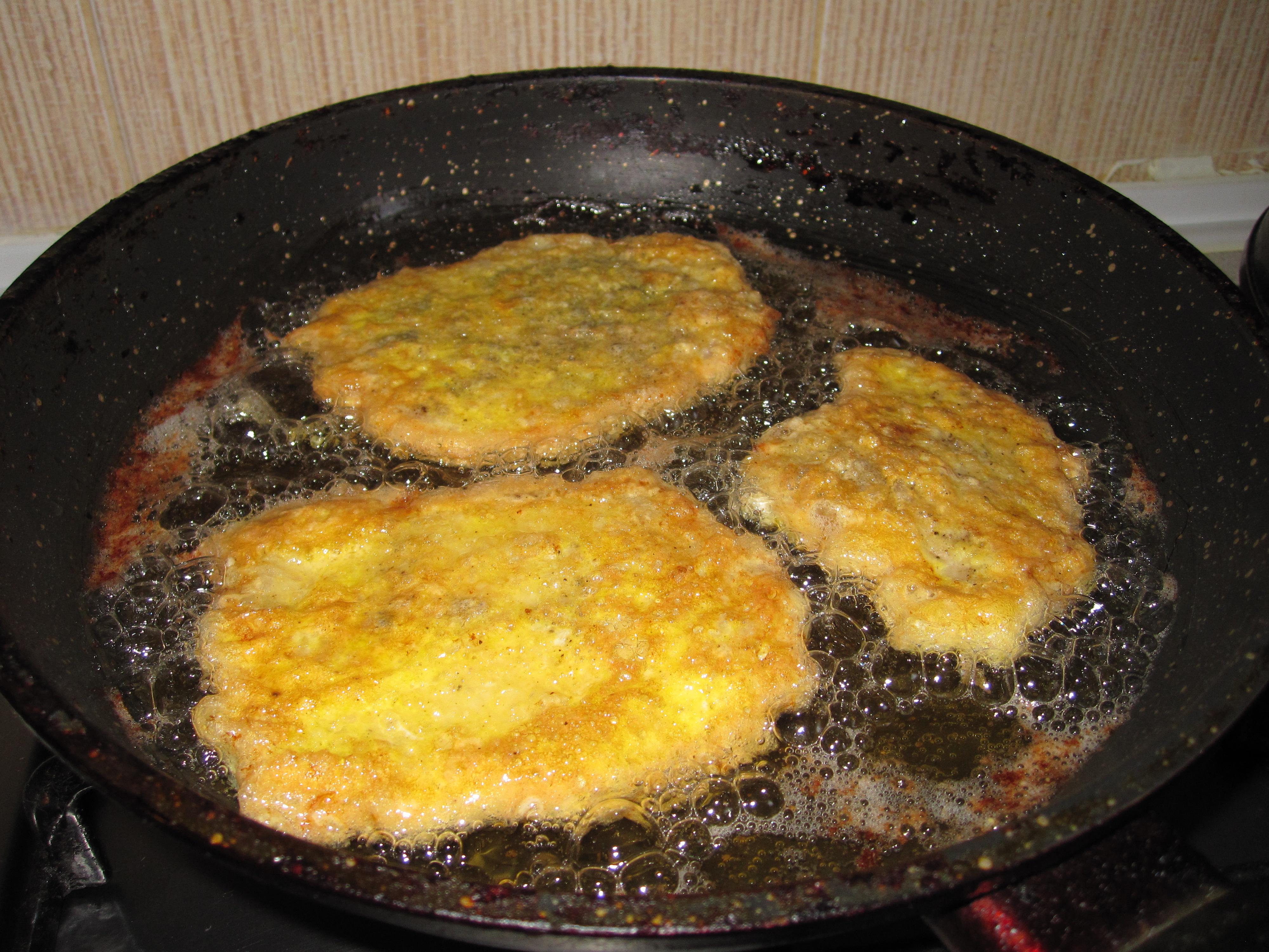 Рецепты отбивные из свинины на сковороде рецепт пошагово