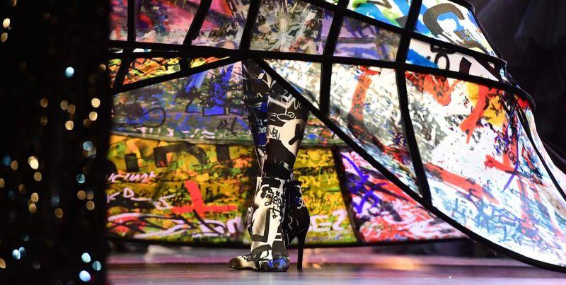 Кабаре-шоу Жана-Поля Готье в Берлине