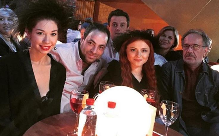 Актеры сериала «Ольга» на ТНТ
