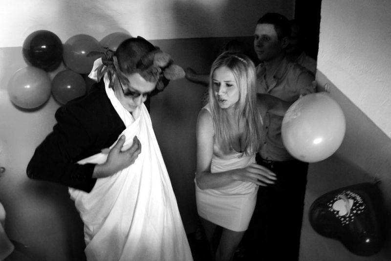 Горько! Как проходят русские свадьбы