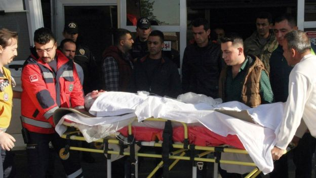 Три турецких солдата погибли в Сирии