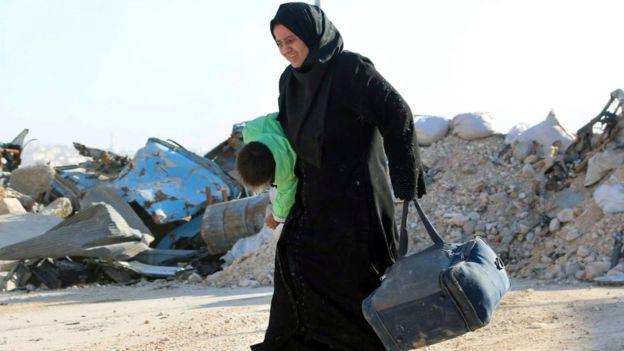Правительственные войска освободили треть территории на Востоке Алеппо